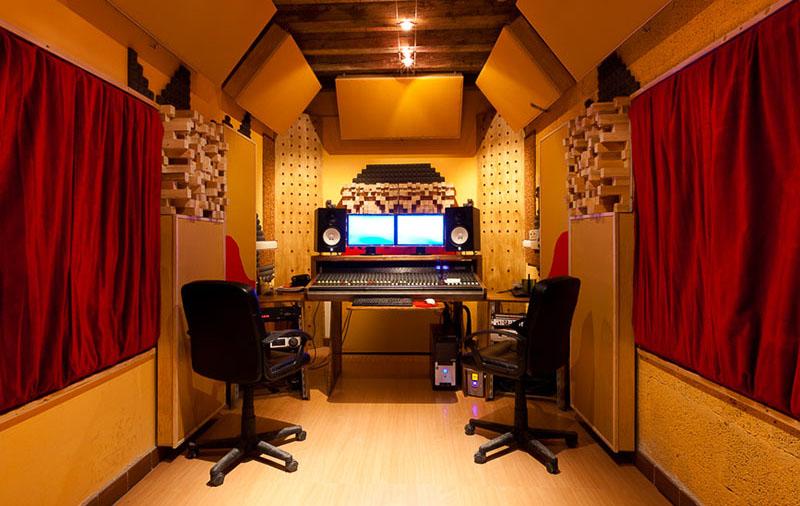 Associazione mosaico associazione promozione sociale - Studio di registrazione in casa ...